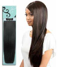 Bobbi Boss Indi Remi Human Hair Yaky Weaving 18in