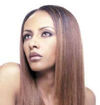 Milky Way 100% Human Hair Yaky Weave 18in