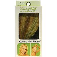 Lord cliff human hair queens mini piece 6 in clip in bang pmusecretfo Choice Image