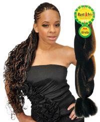 Fashion Source RastAfri Freedom Silky Braid
