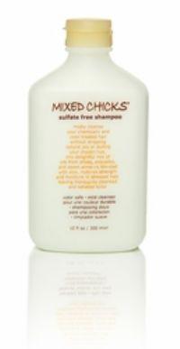 Mixed Chicks Sulfate Free Shampoo 10 oz