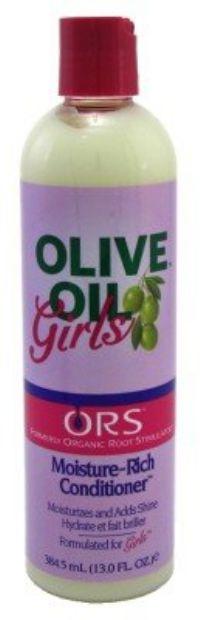 Organic Root Stimulator Olive Oil Girls Moisture Rich Conditioner 13oz
