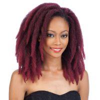 Freetress Synthetic Hair Cuban Twist Bulk Braiding 12in