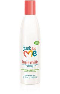 Just For Me Hair Milk Nourishing Cream Cleanser