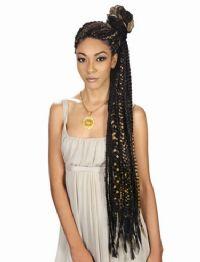 Zury Hollywood X-Braid Synthetic Braiding Hair