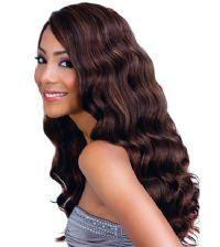 Bobbi Boss Indi Remi Human Hair Pacific Wave Weaving 18in