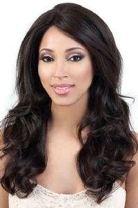 Motown Tress Brazilian Virgin Remy Human Hair Lace Front Wig HBR-L.Jane 22in