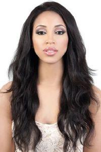 Motown Tress Brazilian Virgin Remy Human Hair Lace Front Wig HBR-L.Mina 24in